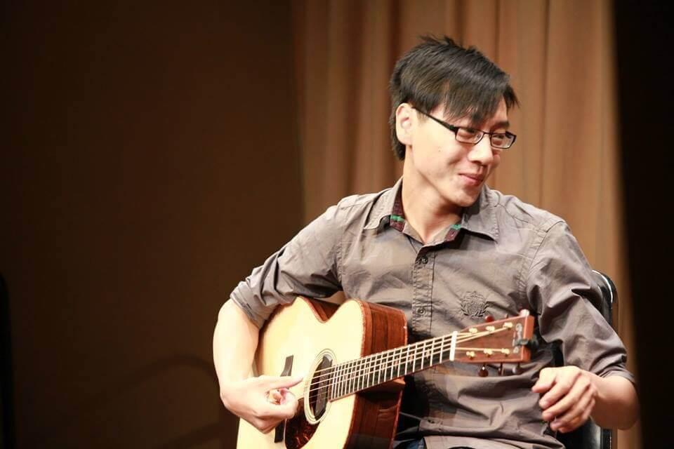台南 學吉他