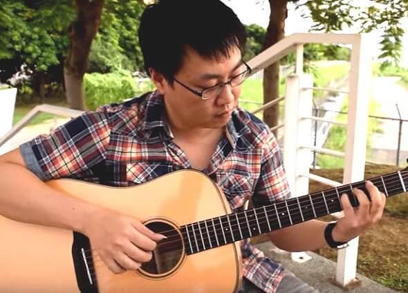 高雄學吉他