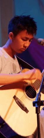 高雄吉他教學見證文
