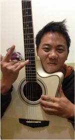 高雄吉他教學老師