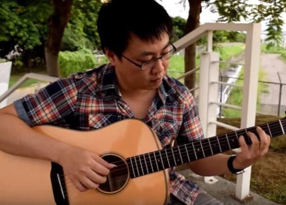高雄民謠吉他教學 吉他老師
