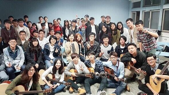 台北 大安 吉他教學