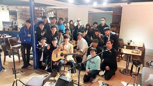 台北 學吉他 大安 吉他課程