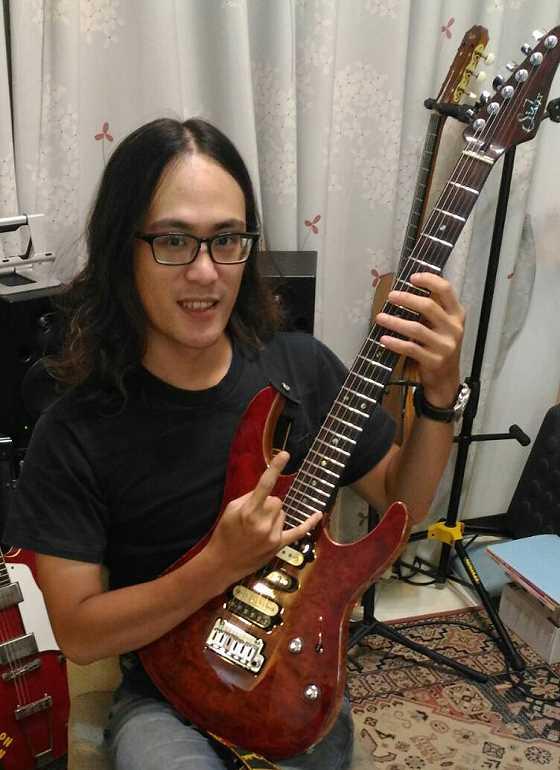 高雄電吉他教學 學電吉他 吉他老師 推薦