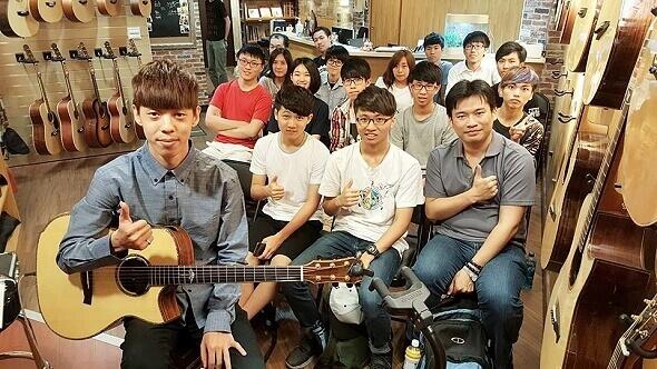 台北 哪裡 學吉他 推薦 吳勝揚 老師